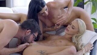 Family Nudist who fucks together stays together